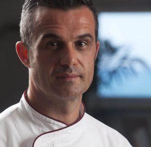 Chef Emiliano Lombardelli